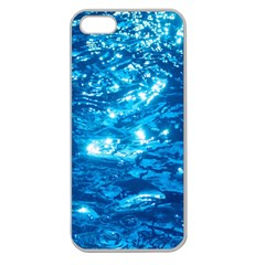 Light On Water Apple Seamless Iphone 5 Case (clear) by trendistuff