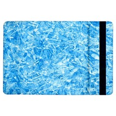 Blue Ice Crystals Ipad Air Flip by trendistuff
