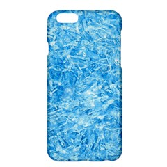 BLUE ICE CRYSTALS Apple iPhone 6 Plus/6S Plus Hardshell Case by trendistuff