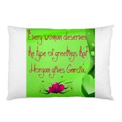 Garcia s Greetings Pillow Cases by girlwhowaitedfanstore