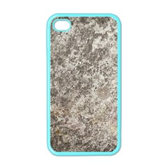 Weathered Grey Stone Apple Iphone 4 Case (color) by trendistuff