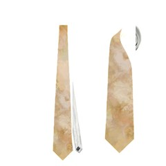 Tan Marble Neckties (two Side)