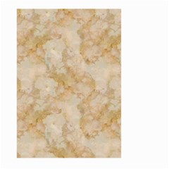 Tan Marble Large Garden Flag (two Sides) by trendistuff
