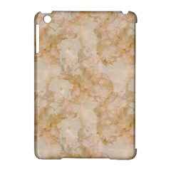 Tan Marble Apple Ipad Mini Hardshell Case (compatible With Smart Cover) by trendistuff