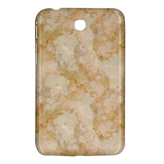 TAN MARBLE Samsung Galaxy Tab 3 (7 ) P3200 Hardshell Case  by trendistuff