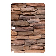 Stone Wall Brown Samsung Galaxy Tab Pro 10 1 Hardshell Case