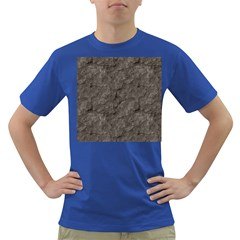 Stone Dark T Shirt by trendistuff