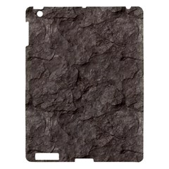 Stone Apple Ipad 3/4 Hardshell Case by trendistuff
