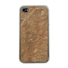 Sandstone Apple Iphone 4 Case (clear) by trendistuff