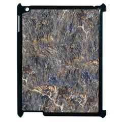 Rusty Stone Apple Ipad 2 Case (black) by trendistuff