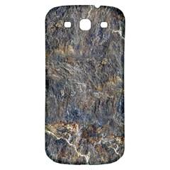 Rusty Stone Samsung Galaxy S3 S Iii Classic Hardshell Back Case by trendistuff
