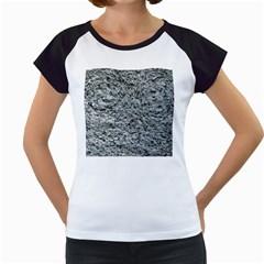 ROUGH GREY STONE Women s Cap Sleeve T by trendistuff