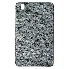 Rough Grey Stone Samsung Galaxy Tab Pro 8 4 Hardshell Case by trendistuff