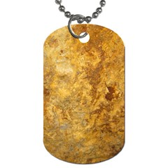 Rosia Montana Dog Tag (one Side) by trendistuff
