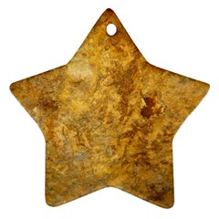 Rosia Montana Star Ornament (two Sides)  by trendistuff