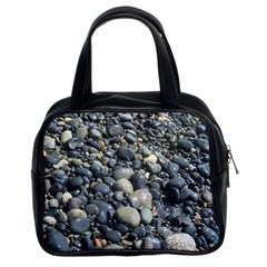 Pebbles Classic Handbags (2 Sides) by trendistuff