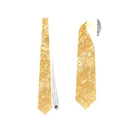 NOCE TRAVERTINE Neckties (Two Side)  by trendistuff