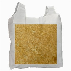 Noce Travertine Recycle Bag (two Side)  by trendistuff