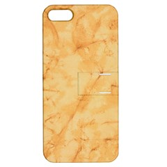 Marble Light Tan Apple Iphone 5 Hardshell Case With Stand by trendistuff