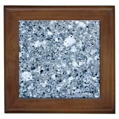 Marble Light Grey Framed Tiles by trendistuff