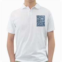 Marble Light Grey Golf Shirts by trendistuff