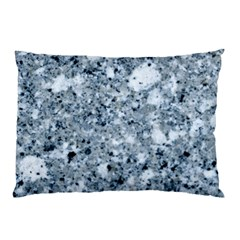 Marble Light Grey Pillow Cases (two Sides) by trendistuff