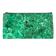 Marble Green Pencil Cases by trendistuff