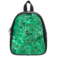 Marble Green School Bags (small)  by trendistuff