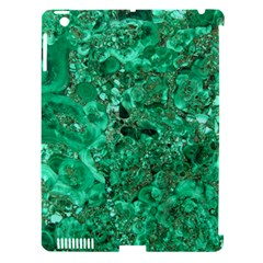 Marble Green Apple Ipad 3/4 Hardshell Case (compatible With Smart Cover) by trendistuff