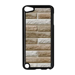 Light Brick Wall Apple Ipod Touch 5 Case (black) by trendistuff