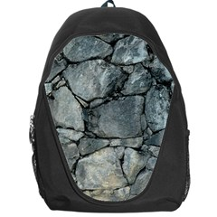 Grey Stone Pile Backpack Bag by trendistuff