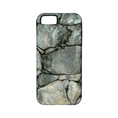 Grey Stone Pile Apple Iphone 5 Classic Hardshell Case (pc+silicone) by trendistuff