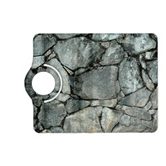 Grey Stone Pile Kindle Fire Hd (2013) Flip 360 Case by trendistuff