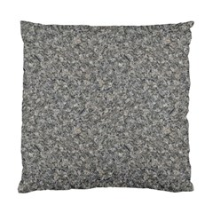 Grey Marble Standard Cushion Cases (two Sides)  by trendistuff