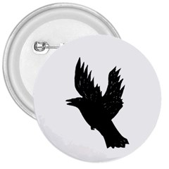 Crow 3  Button