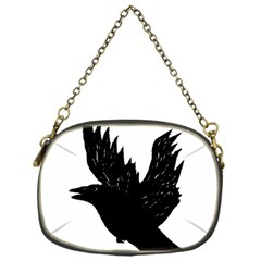 Crow Chain Purses (one Side)  by JDDesigns