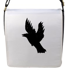 Crow Flap Messenger Bag (s) by JDDesigns