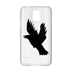 Crow Samsung Galaxy S5 Hardshell Case  by JDDesigns