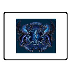 Ems Blue Fleece Blanket (small)