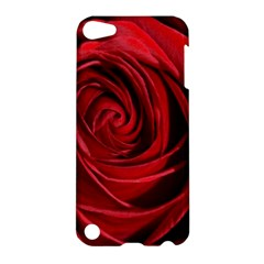 Beautifully Red Apple Ipod Touch 5 Hardshell Case by timelessartoncanvas