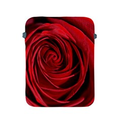 Beautifully Red Apple Ipad 2/3/4 Protective Soft Cases by timelessartoncanvas
