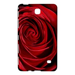 Beautifully Red Samsung Galaxy Tab 4 (7 ) Hardshell Case  by timelessartoncanvas