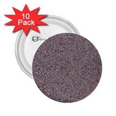 Granite Red Grey 2 25  Buttons (10 Pack)  by trendistuff