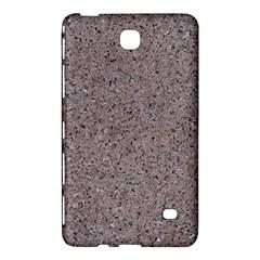 Granite Red Grey Samsung Galaxy Tab 4 (7 ) Hardshell Case  by trendistuff