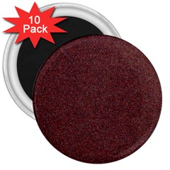Granite Red 1 3  Magnets (10 Pack)  by trendistuff