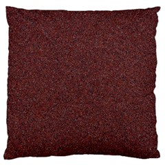 Granite Red 1 Large Flano Cushion Cases (two Sides)  by trendistuff
