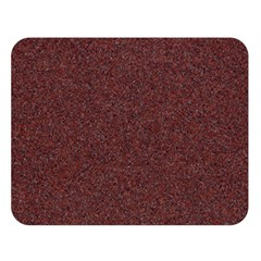 Granite Red 1 Double Sided Flano Blanket (large)