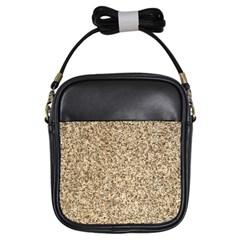 Granite Brown 3 Girls Sling Bags by trendistuff
