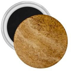 Granite Brown 2 3  Magnets by trendistuff