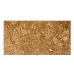 Granite Brown 1 Satin Shawl by trendistuff